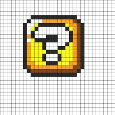 mario perler bead patterns - Google Search