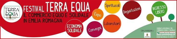 La prima edizione di TERRA EQUA – Festival del Commercio Equo, allargato alle varie espressioni dell'economia solidale - si è svolta come da programma. Le decine di stand, 16 Laboratori, 3 Spettacoli, 3 Convegni, e soprattutto tanta gente, hanno fatto di TERRA EQUA l'evento più grande ed importante relativo al Commercio Equo ed all'Economia Solidale mai realizzato a Bologna ed in Emilia Romagna. Gli obiettivi attesi dall'iniziativa sono stati pienamente rispettati.