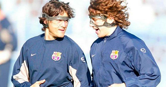 Puyol podría seguir en el FC Barcelona... como ayudante de Luis Enrique - Madrid-Barcelona.com