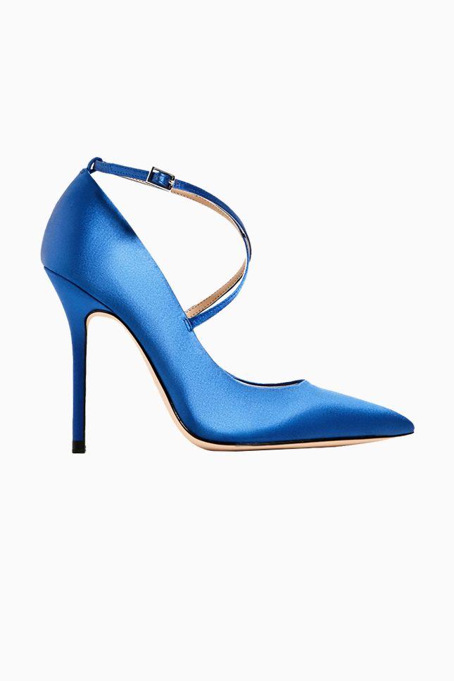 Позволительная роскошь: модные атласные туфли | Мода | Выбор VOGUE | VOGUE