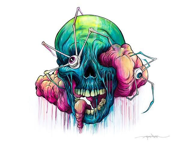 Alex Pardee Art