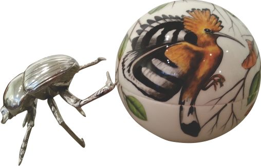 Dung Beetle Hoope - :Large Ball - ZAR3400.00
