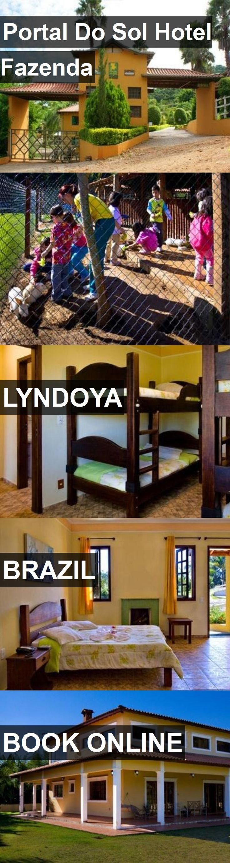 Portal Do Sol Hotel Fazenda in Lyndoya, Brazil. For more information, photos, reviews and best prices please follow the link. #Brazil #Lyndoya #travel #vacation #hotel
