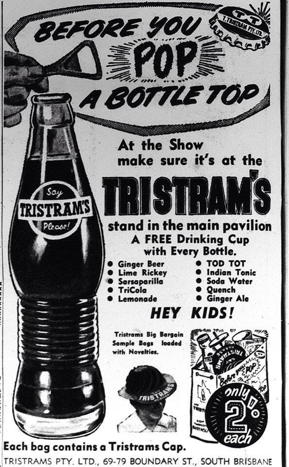 Tristrams show bag