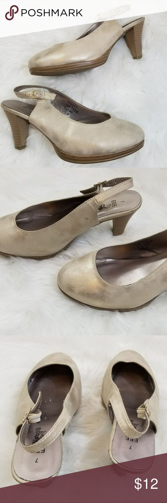 Best 25 shoe size conversion ideas on pinterest shoe chart natures own slingback court shoe extra wide nvjuhfo Image collections