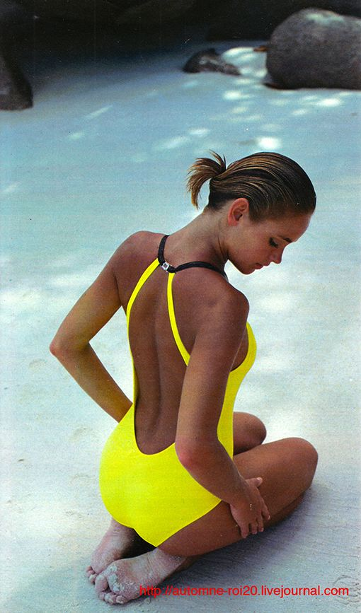 Hans Feuer, French Elle, 80s