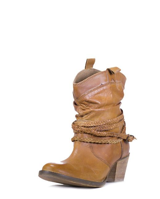 Summer Trend: Tan Ankle Boots http://www.countryoutfitter.com/products/31414-womens-twisted-sister-boot-tan #booties