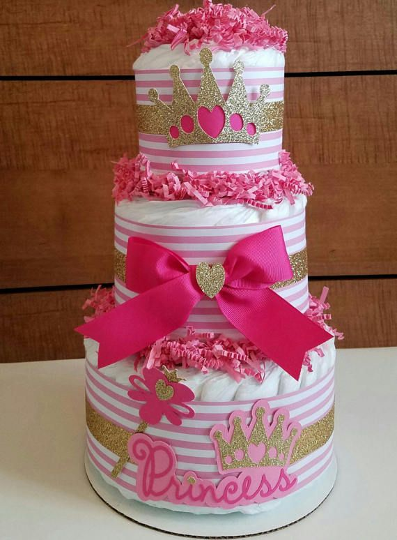 princess diaper cake best 20 pink cakes ideas on 6809