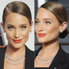 Amazing Wedding Updos from Every Angle - Hannah Davis - from InStyle.com