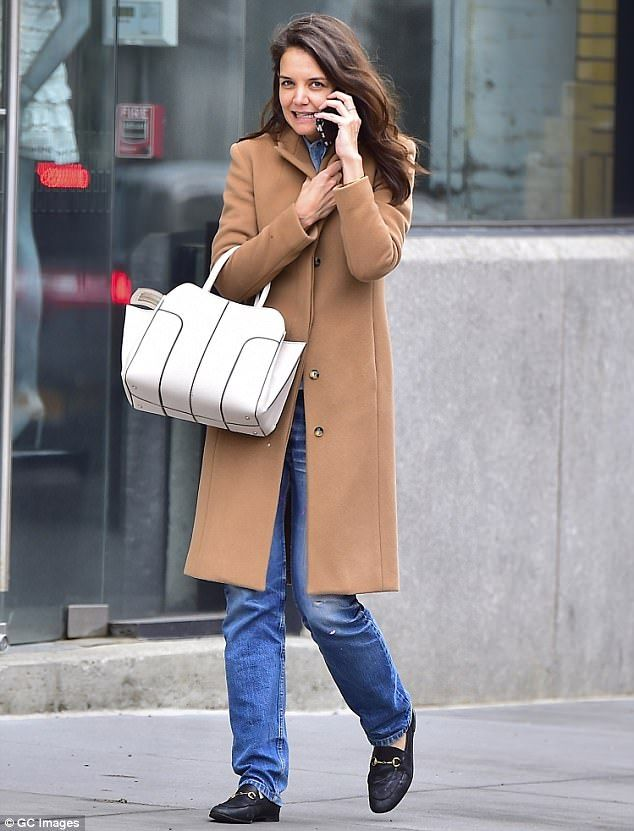 Luxe up your look in Gucci loafers like Katie's #DailyMail  Click 'Visit' to buy now
