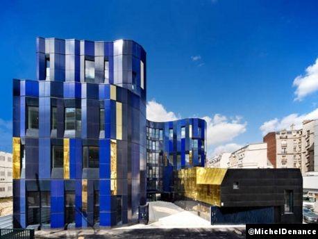 Le Courrier de l'Architecte | Un conservatoire joyeux et optimiste signé Bernard Desmoulin