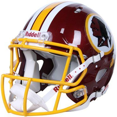 Redskins NFL Revolution Speed Pro Line Helmet - Riddell