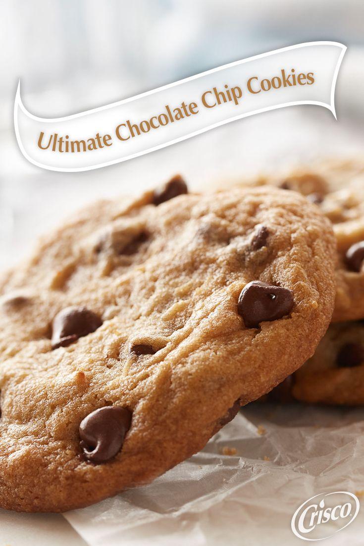 Die 25+ besten Crisco chocolate chip cookies Ideen auf Pinterest ...