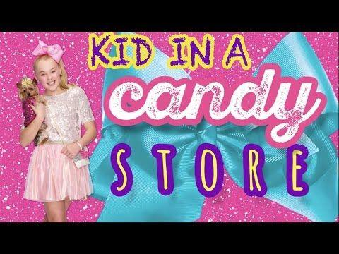 """Kid In A Candy Store"" Lyric video! JoJo Siwa - YouTube"