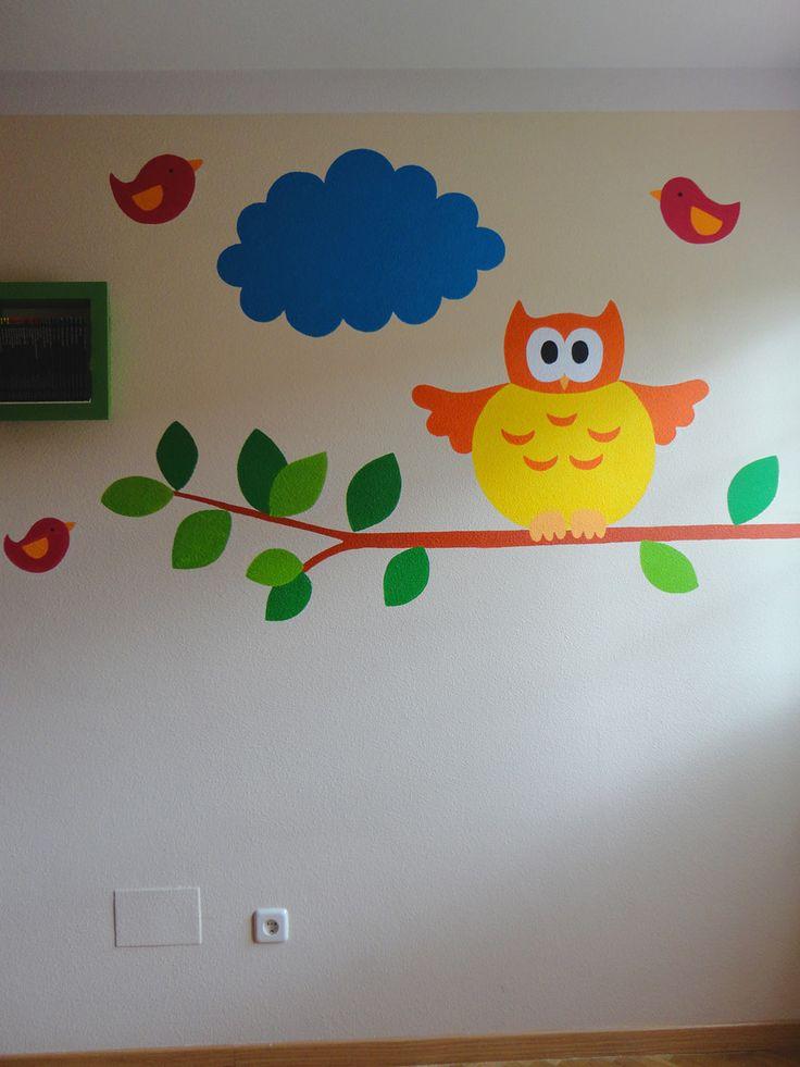 murales nfantiles paredes - Buscar con Google