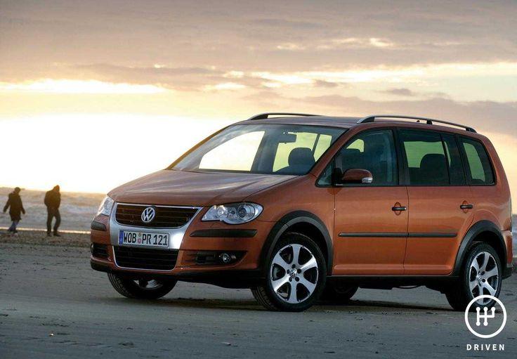 2007 Volkswagen CrossTouran
