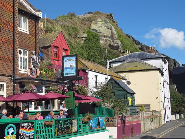 the dolphin inn hastings - Google Search