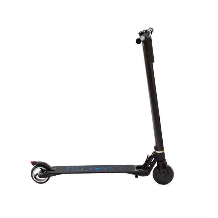 patinete electrico- electric scooter Bluoko  Fotografia de producto: Kinoki studio