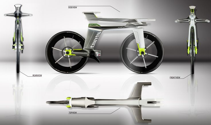 Future Tech: Canyon's Eco Speed hydrogen powered e-bike concept | road.cc