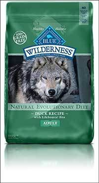 Buffalo Blue Wilderness Dry Adult Dog Food That is High in Protein     HypoallergenicDogFoodcenter.com