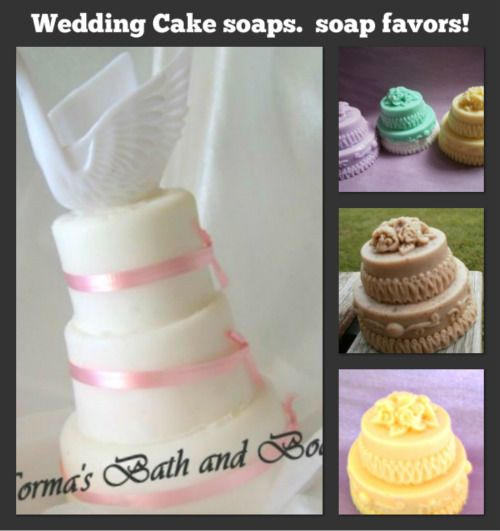 Norma's Bath Cake Soaps