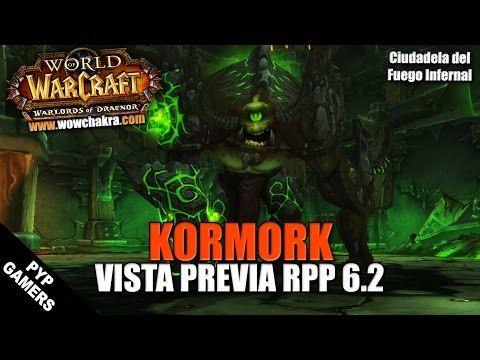Guía de bandas: Kormrok - WowChakra Fansite Oficial de World of Warcraft en Español