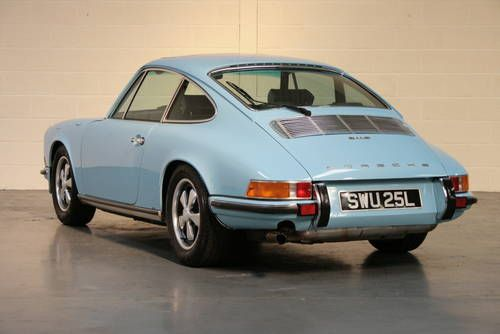 PORSCHE 72' 911S BACKDATE For Sale (1985)