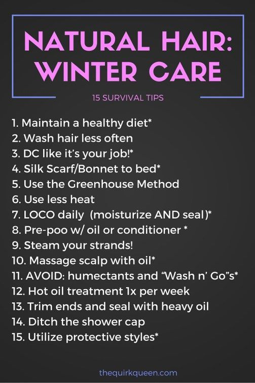 awesome Natural Hair, Winter Care:15 Survival Tips - Looking for Hair Extensions to refresh your hair look instantly? http://www.hairextensionsale.com/?source=autopin-thnew