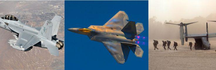 La Fuerza Aérea de los Estados Unidos (en inglés: United States Air Force, abreviada como USAF) es la rama de las Fuerzas Armadas de los Estados Unidos que se encarga de la guerra aérea. Siendo Ini...