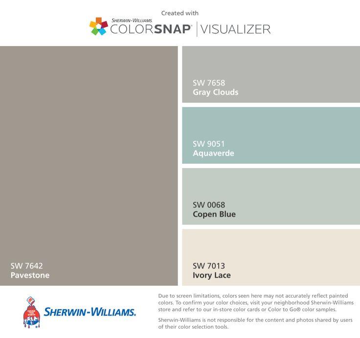 85 Best Paint Colors Images On Pinterest Colors