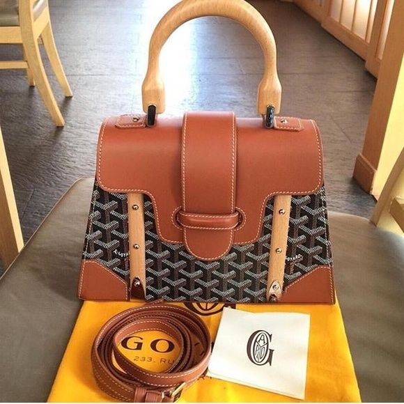 Goyard handbag Used like new !! Goyard Bags Satchels