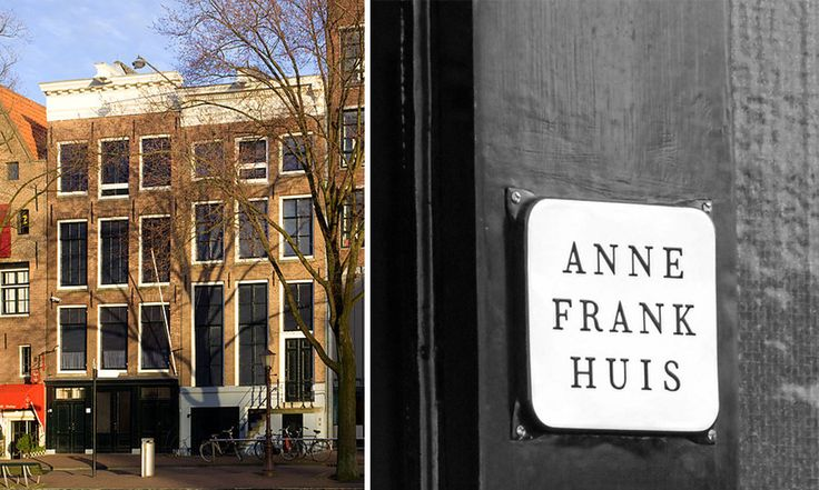 Anne Frank House in Amsterdam. A Museum with a Story ...