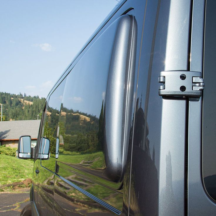Side Extension Panels To Allow Transverse Beds In Sprinter Vans By Flarespace Mercedes Sprinter Sprinter Sprinter Van