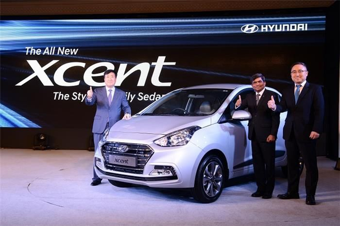 #Hyundai Announces Global Launch of the 'All New #Xcent'