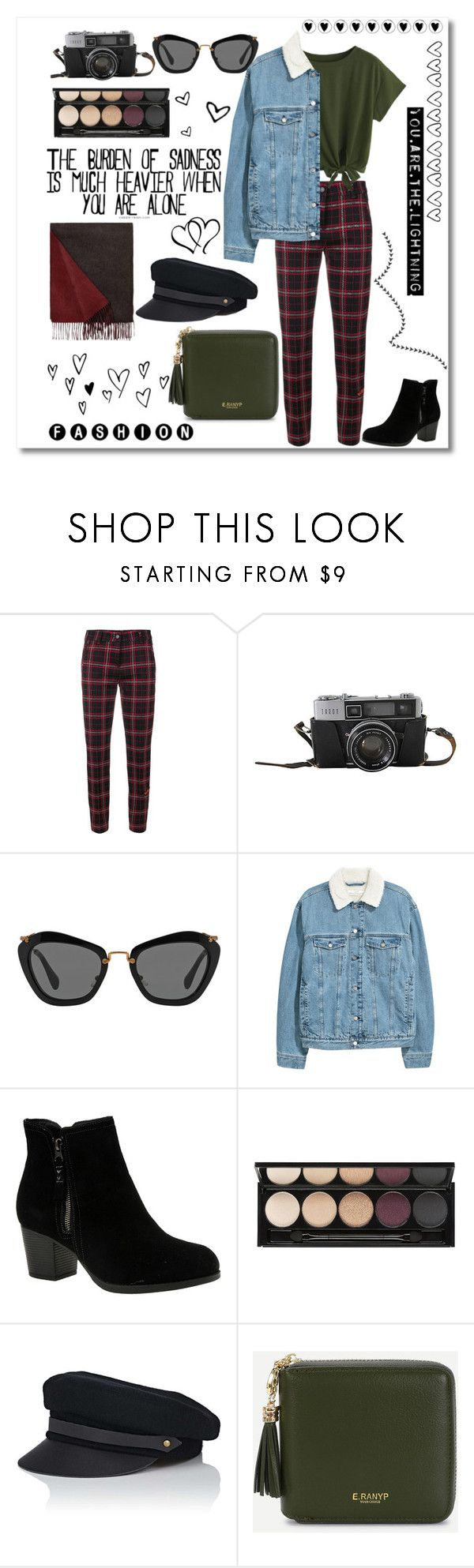 """""""Untitled #33"""" by alena-sky ❤ liked on Polyvore featuring Cambio, Miu Miu, Skechers, Witchery, Lola, parisfashionweek and Packandgo"""