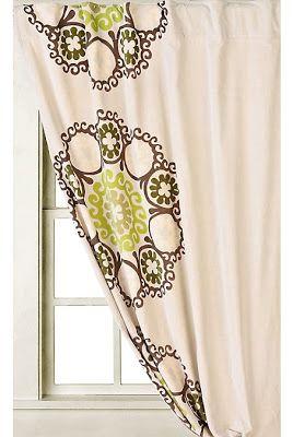 Humming Birds Ecru Lace Kitchen Curtain 36L Tier Set items in Ann