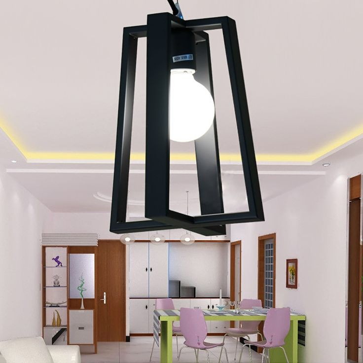 Contemporary Pendant Lighting For Dining Room Minimalist Endearing Design Decoration
