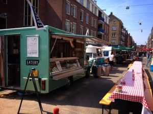 Kanen bij Ten Kate Amsterdam: the newest food market in town! Thursdays from 3-9PM