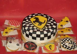Virginias Cake: Tarta de Ferrari http://www.virginiascake.com/portfolio-items/tarta-ferrari/