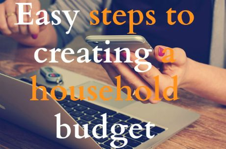 Simple household budget for beginners.  As It's not always easy living from pay check to pay check; with time I've learned that something will always go wrong. Whether it's a bill being higher than you expected or the car breaking down. This is why having a balanced budget is so important.