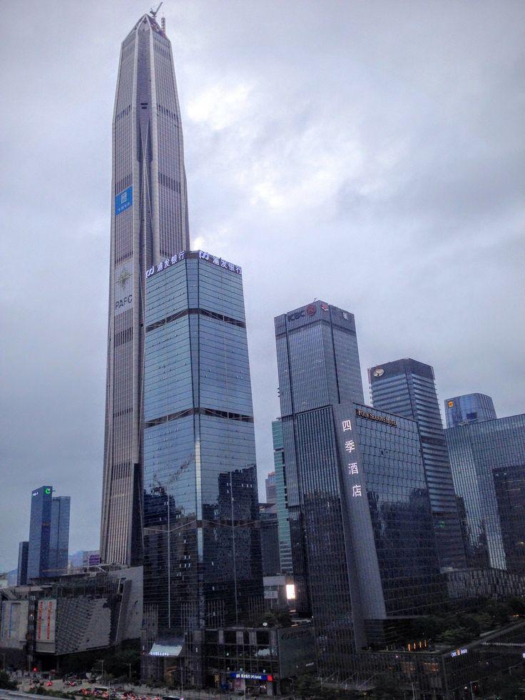 Shenzhen by Zbigniew Włodarski on YouPic