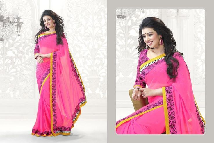 Buy 1 Get 1 Free Bollywood Partywear Pakistani Sari Designer Dress Indian Ethnic #TanishiFashion