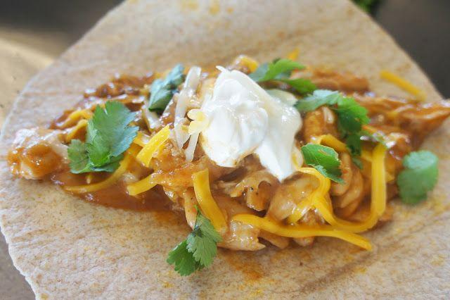 365 giorni di lenta cottura: pollo facile compilazione del Slow Cooker