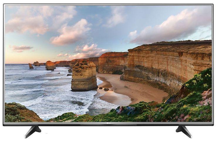 """LG 55UH615V  Description: LG 55UH615V: 55"""" Ultra HD Smart tv 4K De LG 55UH615V is een 55 inch smart tv met een heleboel opties. Met deze 4K televisie kun je High Dynamic Range (HDR) beelden bekijken en heb je een ongekende weergave van kleuren en helderheid op je scherm. HDR maakt de verschillen tussen licht en donker helderder en de kleurweergave bij een HDR tv is beter. Samen met de 3D Color Mapping heb je met deze LG UHV-tv een echte topper voor in de woonkamer slaapkamer badkamer of…"""