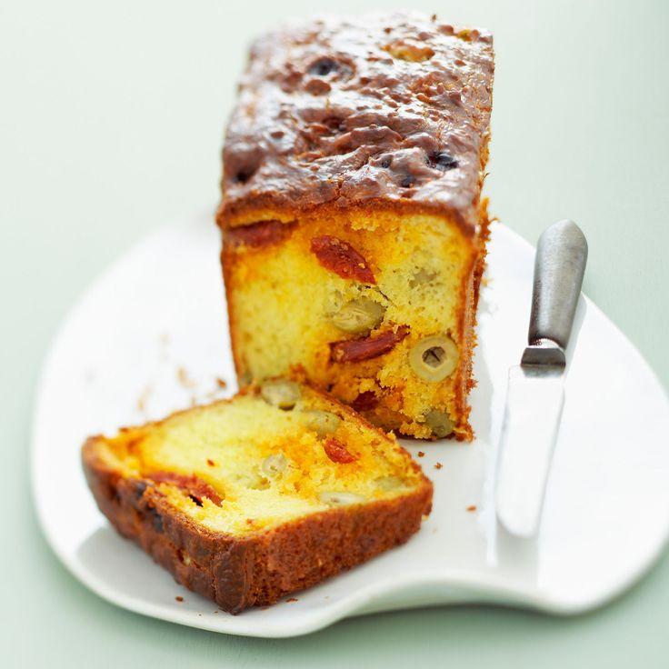 Découvrez la recette du cake chorizo rapide et délicieux