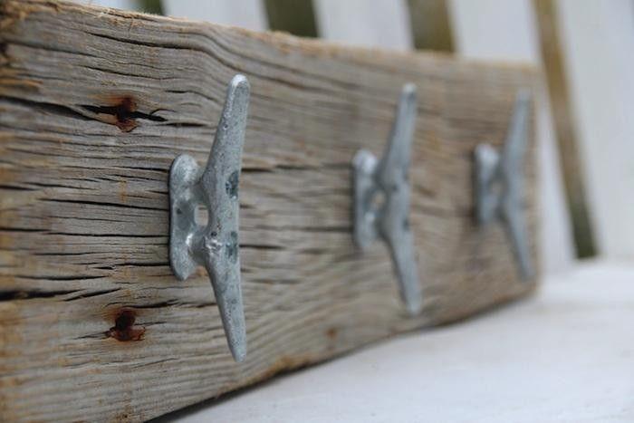 Nautical cleats; Remodelista