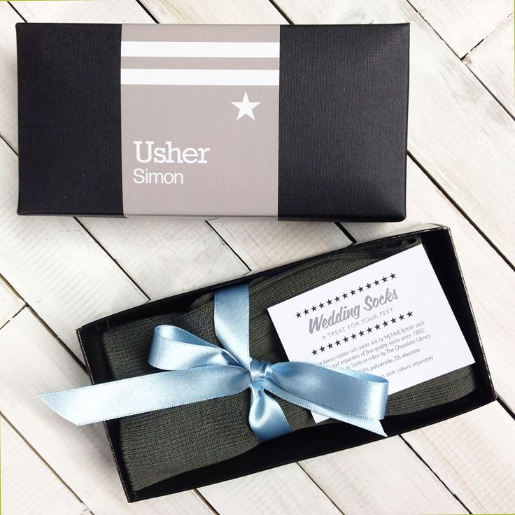 SV0096 - Usher Wedding Socks