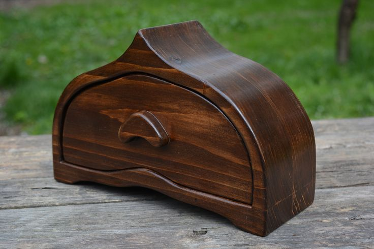 wooden jewelry box, band saw box, reclaimed wood