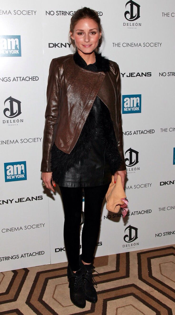Olivia Palermo!she just rocks in fashion!