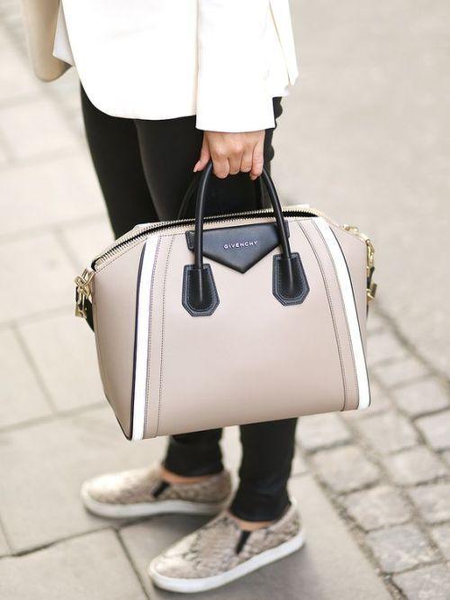 givenchy street style bag- Givenchy handbag trends…